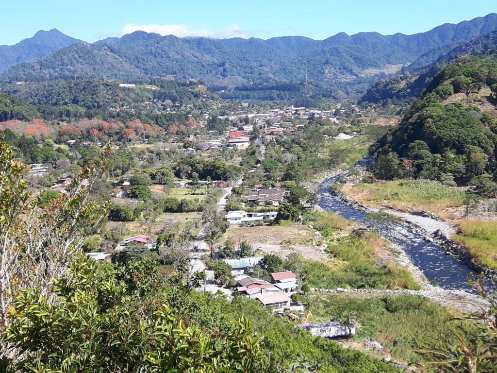 Boquete Panama on the Caldera River
